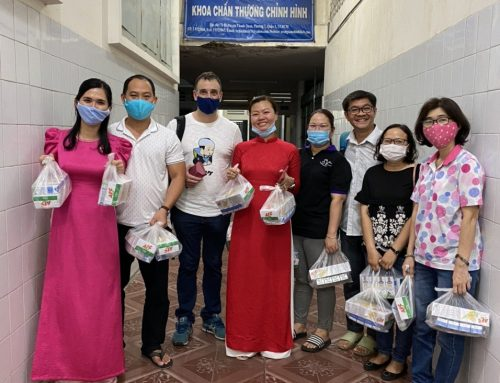 Charity for Patients at the Center for Orthopedic and Burn Rehabilitation